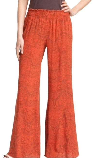 Item - Orange Boho Bohemian Pants Size 4 (S, 27)