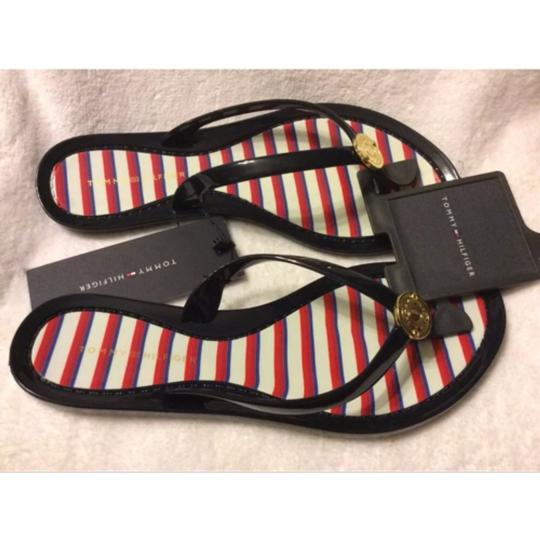 Tommy Hilfiger Medium Blue Sandals