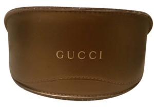 Gucci sunglass case