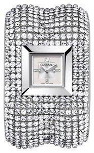 Swarovski Elis Crystal Bangle Watch