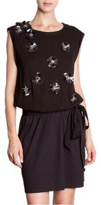 Lanvin short dress Blac on Tradesy