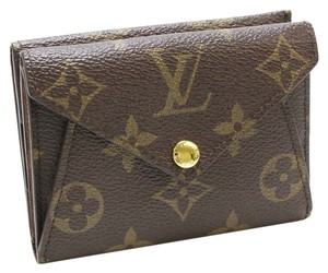 Louis Vuitton Authentic Louis Vuitton Monogram Origami Compact Wallet