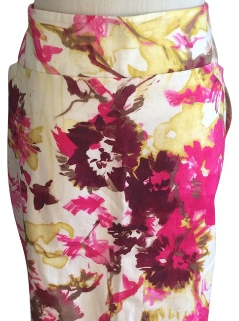 Charter Club Floral Skirt Multi