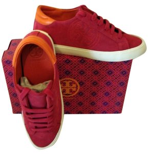 Tory Burch Pink/Poppy Red/Poppy Athletic