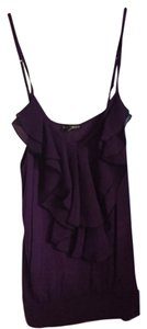 Express Work Night Out Date Night Top Plum