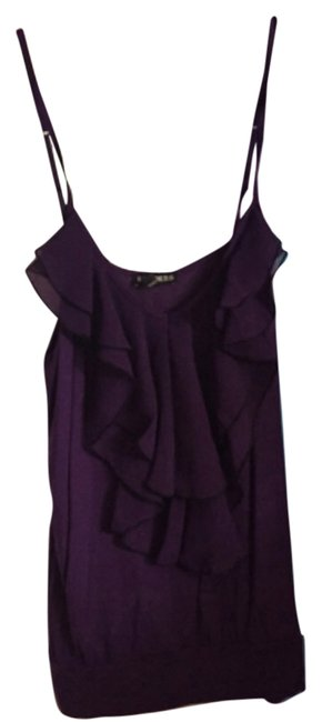 Express Work Night Out Date Night Party Dinner Top Plum