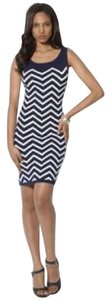 Lauren Ralph Lauren Chevron Sleeveless Boat Sweater Sheath Pattern Fall Summer Spring Comfortable Soft Print Office Casual Preppy Premium Dress