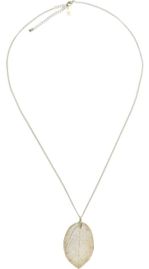 Preload https://item3.tradesy.com/images/gold-toned-single-leaf-pendant-necklace-6224152-0-1.jpg?width=440&height=440