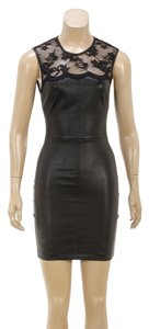 Robert Rodriguez short dress Black on Tradesy