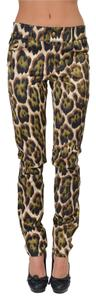 Just Cavalli Straight Pants Multi-Color