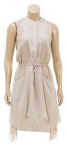 BCBGMAXAZRIA short dress Nude on Tradesy