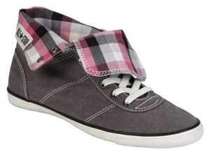 Converse Gray/Pink/White Athletic