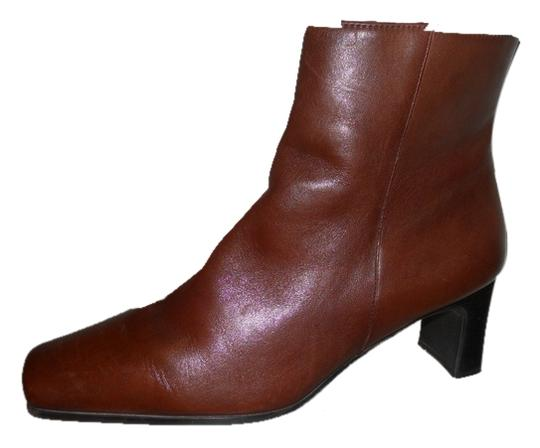 Naturalizer Leather brown Boots