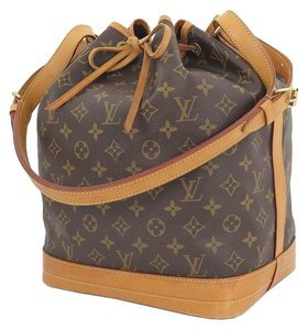 Louis Vuitton Noe Monogram Shoulder Bag