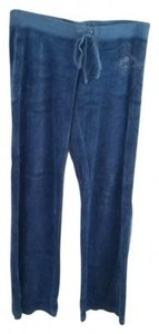 Juicy Couture Athletic Pants Blue