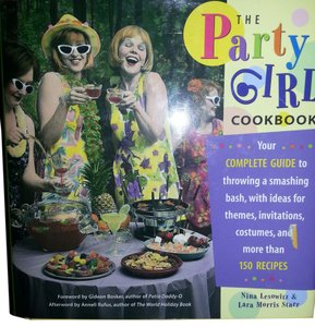 Nini Lesowitz The Party Girl Cookbook