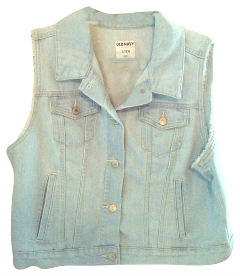 Shop Old Navy's Distressed Denim Jacket for Women: It can take years and a whole lotta work to get your denim jacket to achieve an authentically distressed look. You've got better things to do with your time. So we went ahead and did it for you, with a faded acid-wash and artfully placed rips and tears that look like you went to a lot of.