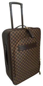 Louis Vuitton 55 Needs Repair Travel Damier ebene Travel Bag