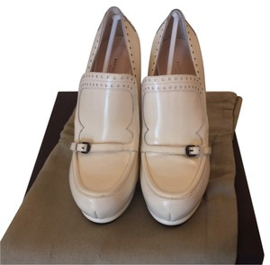 Bottega Veneta Ivory white Pumps