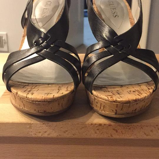 Guess Blac Wedges