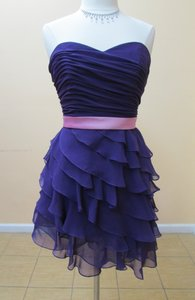 Eden Purple/Mauve 7345 Dress