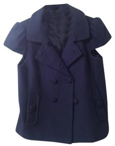 Banana Republic navy Blazer
