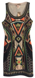 Forever 21 short dress Geometric pattern on Tradesy