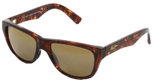 Maui Jim Maui Jim Black And Grey Tortoise/Bronze Lens H209-10 Sunglasses