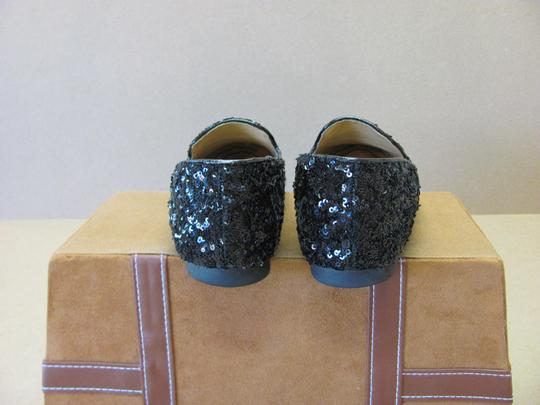 Bamboo Very Good Condition Size 6.50 Black Flats