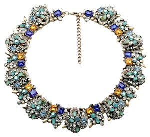 Best Selling Vintage Wild Collar Charmlight jewelry Necklace