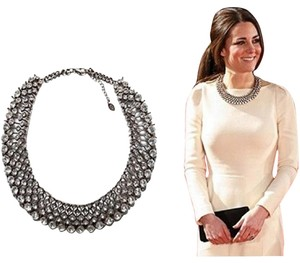 Fun Daisy Grand UK Princess Kate Middleton Hot Fashion Necklace