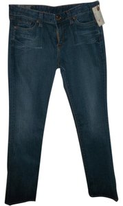 Lucky Brand Jean Straight Leg Jeans-Medium Wash