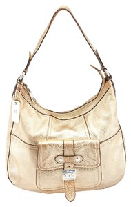 Ralph Lauren Metallic Hobo Bag
