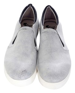 Sam Edelman Sneakers Crackle gray Flats