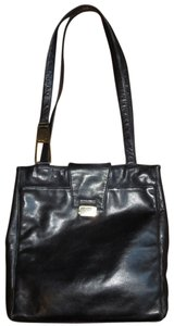 Perlina Everyday Work Chic Tote in Black