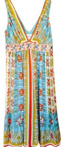 Nicole Miller short dress Multi on Tradesy
