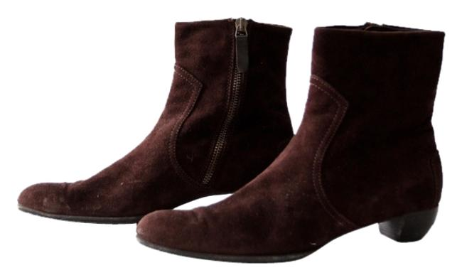 Leggiadro Brown Ankle Boots/Booties Size US 6.5 Regular (M, B) Leggiadro Brown Ankle Boots/Booties Size US 6.5 Regular (M, B) Image 1