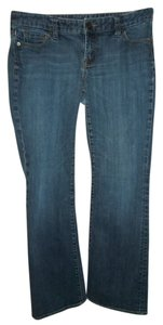 X2 Slim Size 10r Cotton/Spandex Comfortable 5 Pocket Boot Cut Jeans-Light Wash