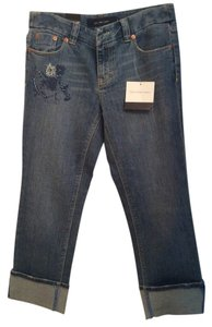 Calvin Klein Straight Leg Jeans-Medium Wash