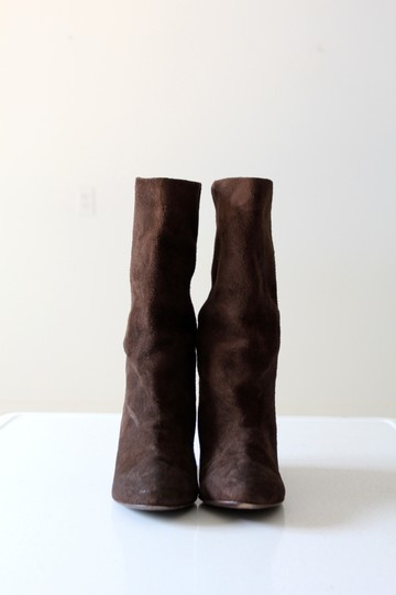 Marsèll Slouch Suede Brown Boots