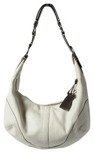 Coach Leather Brown Leather Hobo Bag