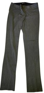 Express Straight Pants Heather Grey