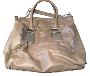 Banana Republic Heritage Leather Shoulder Bag