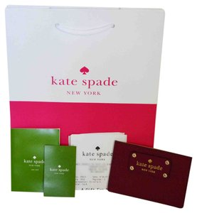 Kate Spade Wellesley Graham Credit Card Holder Wallet