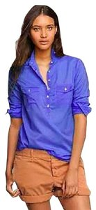 J.Crew Button Down Shirt African Violet
