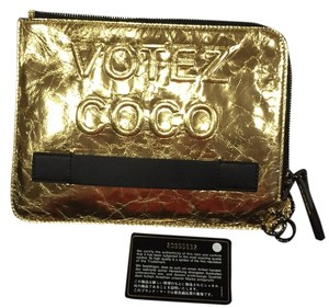 Chanel Votez Coco Hand Clutch Wallet