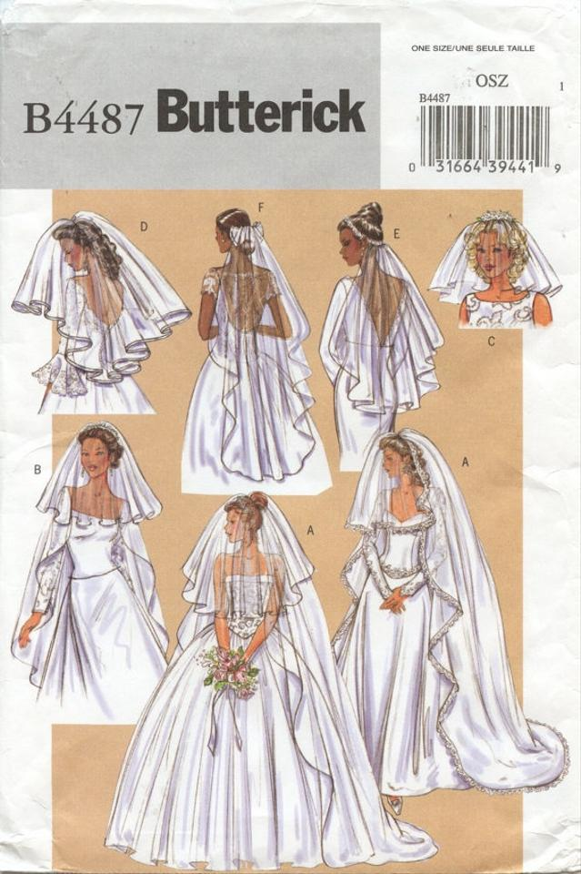 Other Make Your Own Veil. Sewing Pattern. - Tradesy