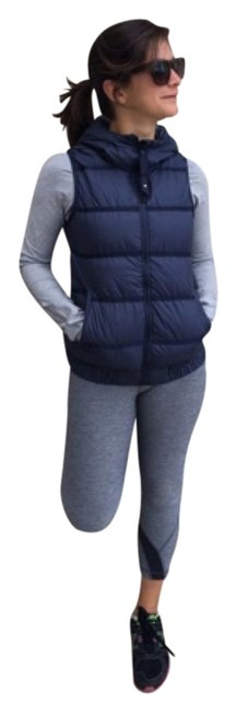 Item - Inkwell (Dark Blue) Chilly Chill Puffy Down Vest Size 4 (S)