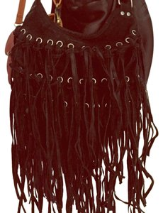 Fringe Trendy Girly Fun Cross Body Bag
