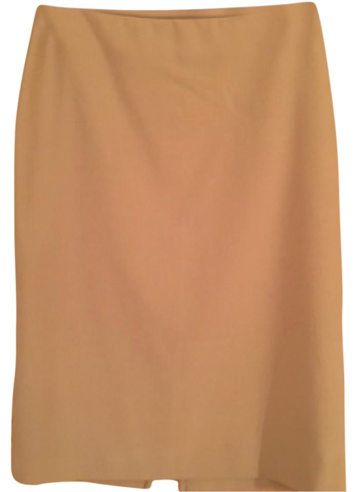 bc45c655f5 Victoria's Secret Khaki Pencil Skirt Size 6 (S, 28) - Tradesy